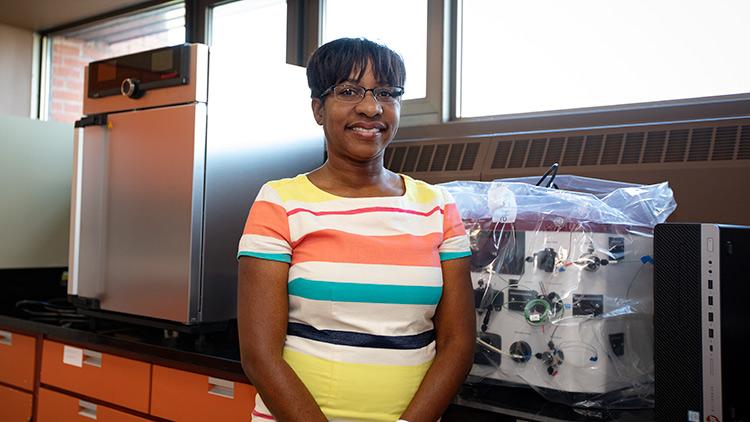 StFX human nutrition professor Dr. Marcia English