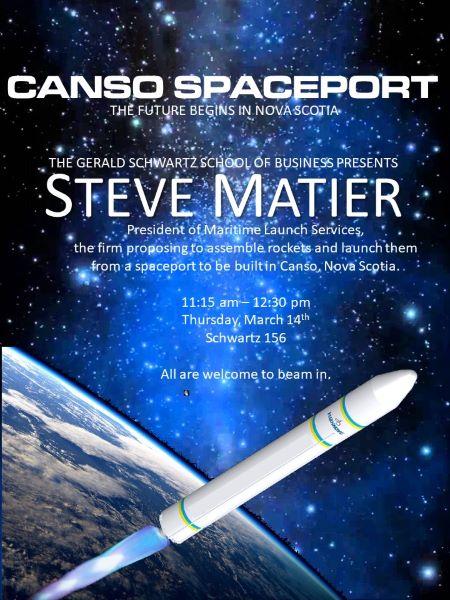 Steve Matier presentation