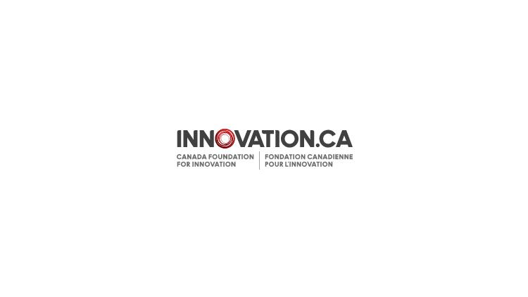 Canada Foundation for Innovation's (CFI) John R. Evans Leaders Fund (JELF).