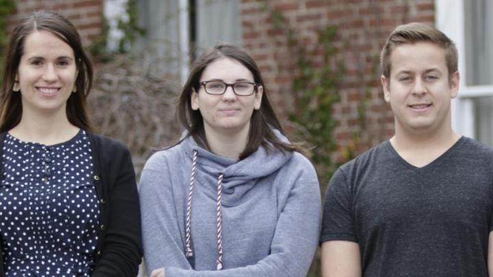 Graduate Student Researchers at StFX