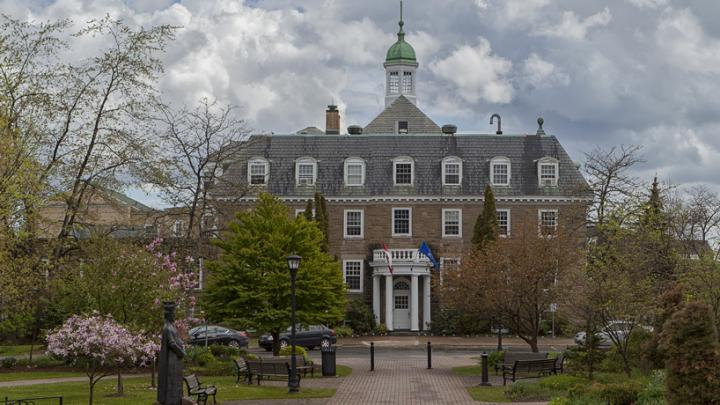 Morrison Hall at StFX
